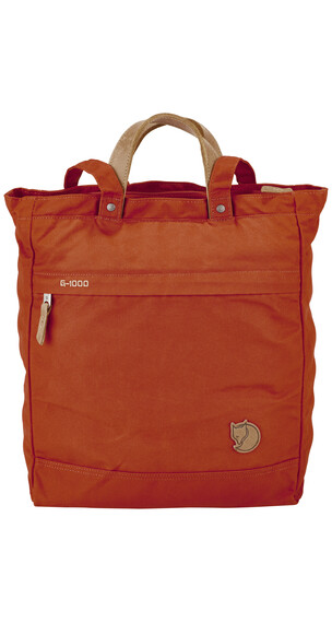 Fjällräven No.1 Skuldertaske orange